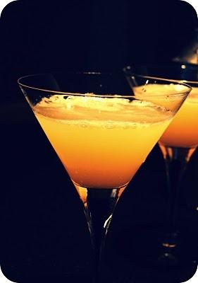 St. Germain-Pineapple Martini - I looooooove St. Germain, must try!