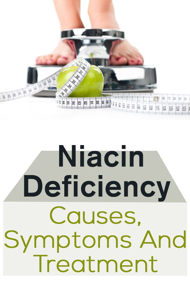 Niacin Deficiency – Causes, Symptoms And Treatment