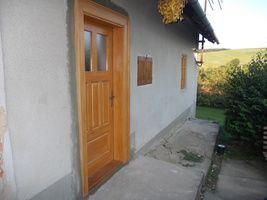 Dveře vchodové   Zakázková výroba nábytku Brno   Stolařství Bohuslav Šimek   Truhlářská výroba