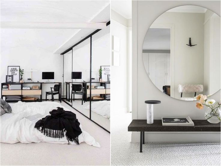 HOW TO MAKE A ROOM APPEAR LARGER