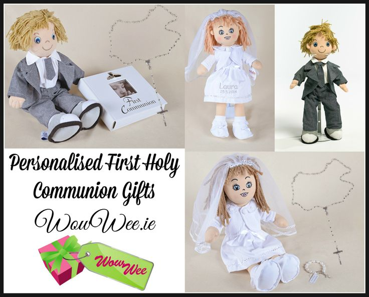 Personalised Holy Communion Gifts from just €25 at WowWee.ie  https://www.wowwee.ie/Holy-Communion-Gifts-s/74.htm