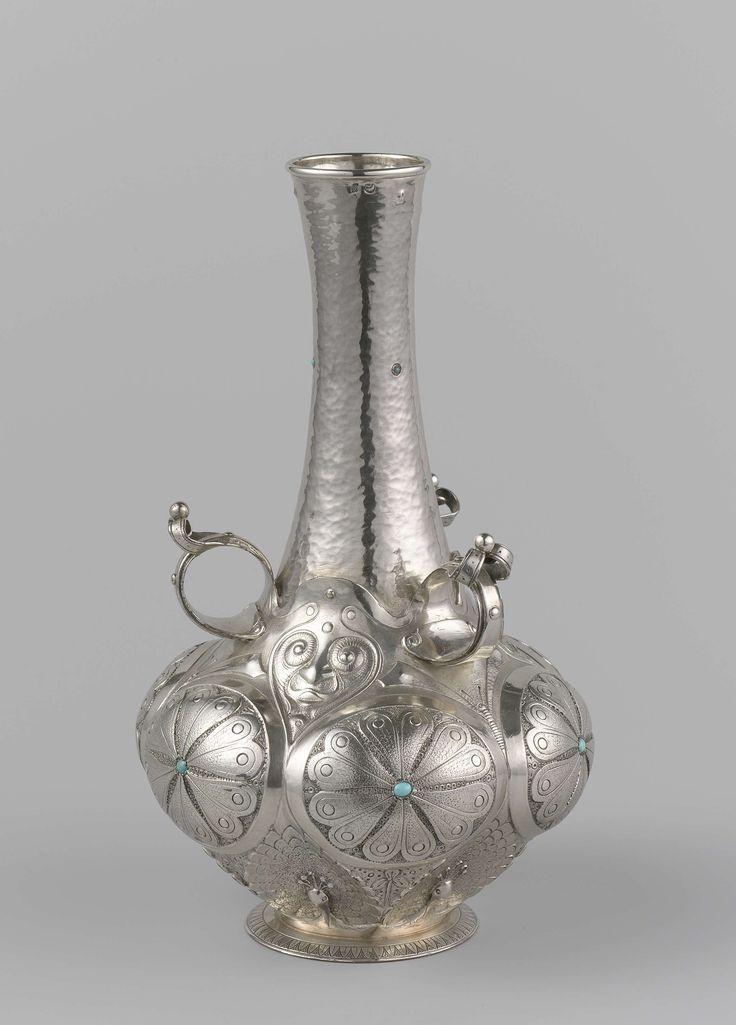 Vaas, Frans Zwollo (I), 1900