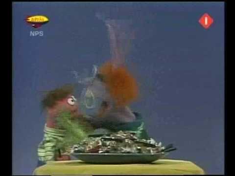 Sesamstraat - Grote groenteheld
