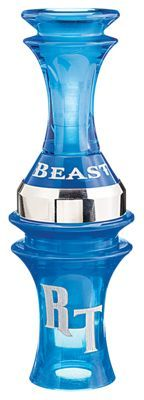 Rolling Thunder Game Calls Beast Duck Call - Blue