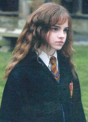 Hermione Granger, second year.
