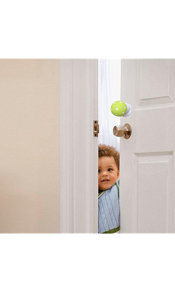 Babybbz 3 Pcs Children's Finger Pinch Guard Safety Rubber Door Stopper Cartoon Mushroom Thumb Protector for Baby Best Price