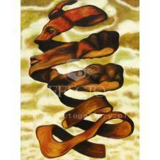 """Przedstawiciel hiszpańskiego surrealizmu. Salvador Dali jest twórcą metody """"paranoiczno-krytycznej"""", która jest główną cechą jego twórczości. Jego obrazy bowiem wyrażają świat podświadomości przywoływany podczas snu. Natomiast głównym tematem dzieł Salvadora Dali jest człowiek i pozostawione przez niego ślady w postaci rozrzuconych przedmiotów, fragmentów przetworzonych części ciała, wytworów rzemiosła, rzeźby i architektury."""