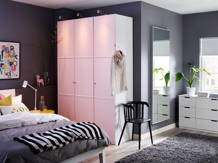 Die besten 25+ Hellrosa bettwäsche Ideen auf Pinterest Rosa - schlafzimmer lila wei