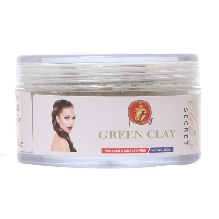 French Green Clay is one of nature's strongest antiseptics, it has a strong anti-inflammatory property, it re-mineralises the system, deep cleanses and draws impurities and toxins out of your systemsdue to its highly  absorptive properties.