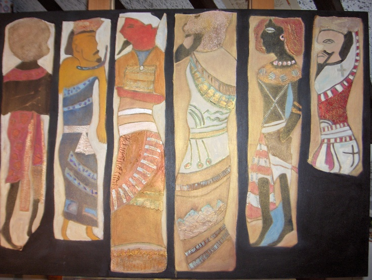 Ancient clay tablets