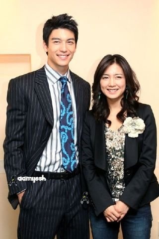 Sweet Spy--Dennis Oh and Nam Sang Mi @ press conference