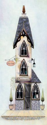 Tall Storeys IV by Gary Walton