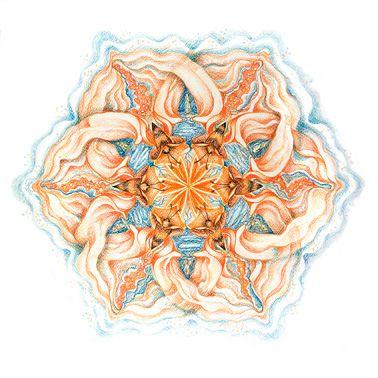 Het tweede chakra - Milt - chakra is  de scheppende kracht in ons, die alles tot stand kan brengen en in zichzelf harmonie kan vinden.
