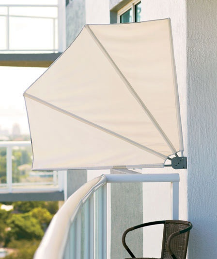 Balcony Shade Fans Abc Distributing Decor Pinterest And Apartment Balconies