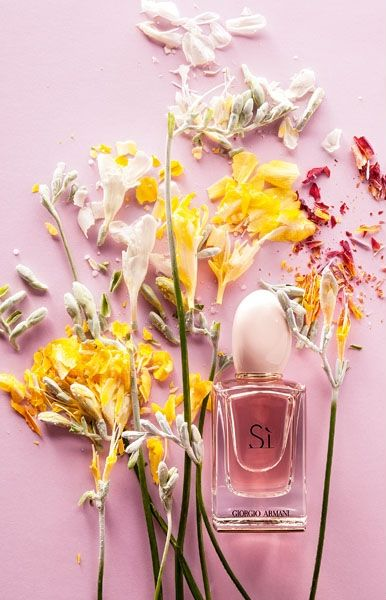 Smells like Spring: Giorgio Armani Sì Eau de Toilette fragrance