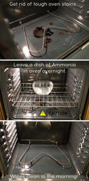 how to use clean function on oven