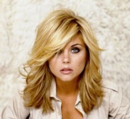 LOVE this cut, I've always been obsessed w/layers!                                                                                                                                                      More                                                                                                                                                                                 More