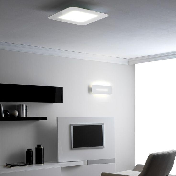 lmpara de techo plafn modelo loa x es un plafn para el saln el iluminacin