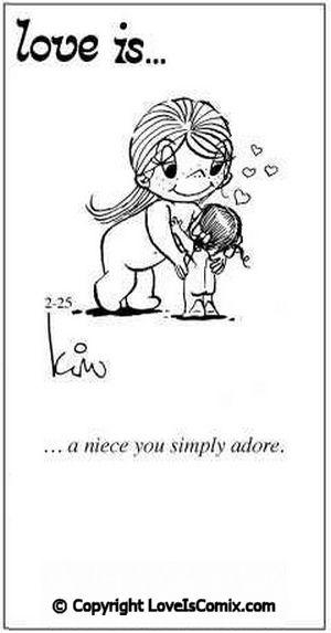 Love is... Comic for Fri, Jul 09, 2010