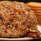 My favorite appetizer on Thanksgiving is a cheese ball with crackers. I never realized how easy it is to make your own! Ingredients: 2 (8 ounce)