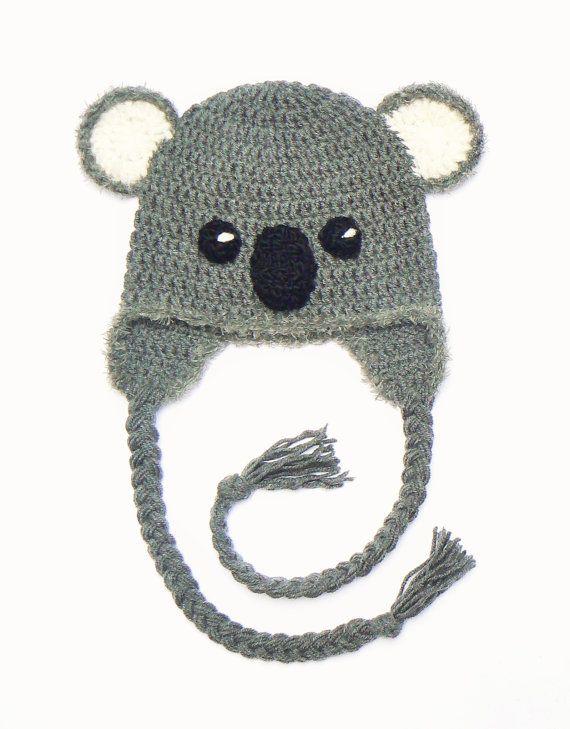 Best crochet bear hat images on pinterest