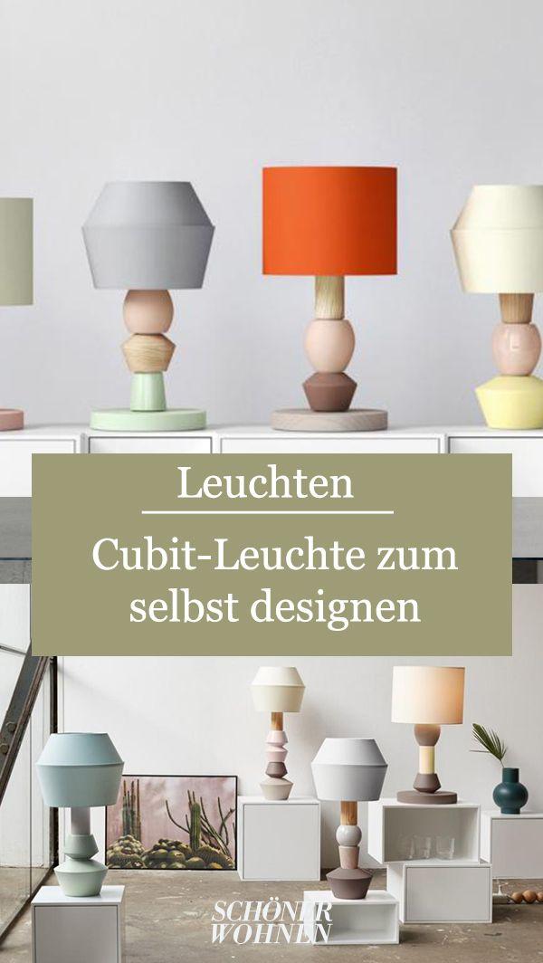 Modularleuchte Von Cubit Wohnen Schoner Wohnen Design