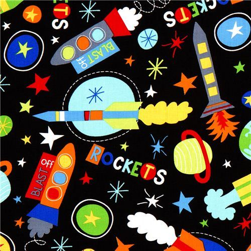 1000 images about boys spacerocket on pinterest for Space boy fabric