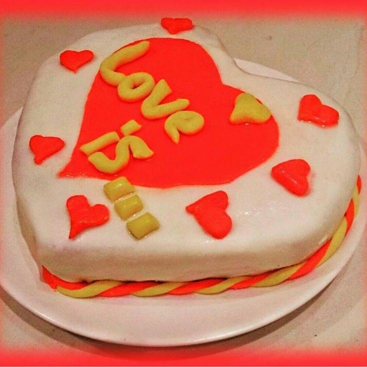 #love #торт #любовь