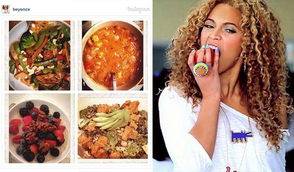 beyonce 22 day vegan diet meal plan