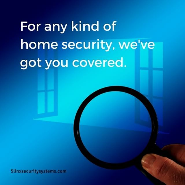 When it comes to home security systems, trust only the best!
