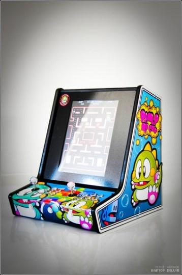 Pimp My cab : un borne d'arcade pour son salon