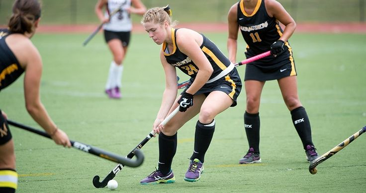 The No. 3-ranked Millersville field hockey team defeated Mercyhurst 3-0 Tuesday in a PSAC road game. The Marauders out-shot the Lakers 12-8, edged them in corners 10-7, and had six saves compared to Mercyhurst's eight. Despite an evenly played game, Millersville shutout the PSAC foe due in large part to the goaltending of Samantha Rumler.