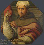Saint Bonaventure, Giovanni Antonio Pordenone- Bonaventure (Saint): théologien, docteur de l'Eglise ( Toscane 1221-Lyon 1274). Giovanni de Fidenza - son nom originel- entra chez les franciscains en 1243 alors qu'il était étudiant à la faculté de théologie de Paris dont il devait devenir l'un des plus professeurs. Ministre général de son ordre en 1257, il devint cardinal en 1273. Il mourut l'année suivante alors qu'il participait au concile de Lyon dont il avait dirigé les travaux…