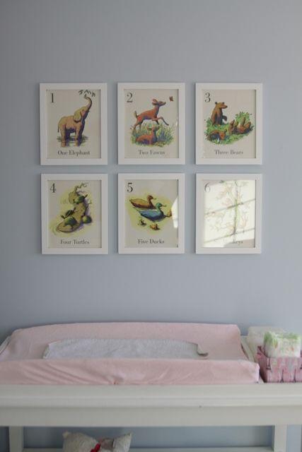 Wall color is Benjamin Moore - Beacon Gray