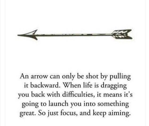 I want to get a small arrow tattoo on my shoulder blade