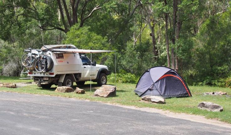 Campsite report: Old Ford Reserve, Megalong Valley, NSW - Danny's 4WD Adventures
