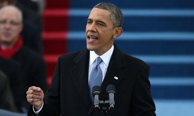 Barack Obama inauguration speech: a greatest hits of rhetorical tricks