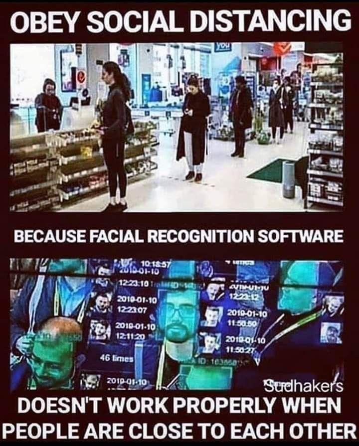 Pin By Pieter De Kooker On Lol Facial Recognition Software Facial Recognition Recognition