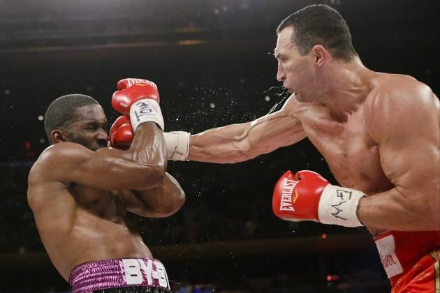 Wladimir Klitschko's Only Option Is Deontay Wilder After Rout of Bryant Jennings