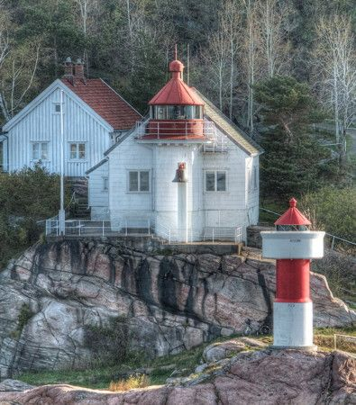 Odderøya Light, Kristiansand, Norway