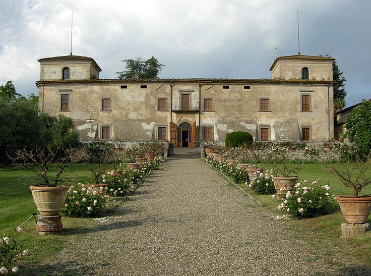 Bagno a Ripoli (Firenze) - Villa Medicea di Lilliano: