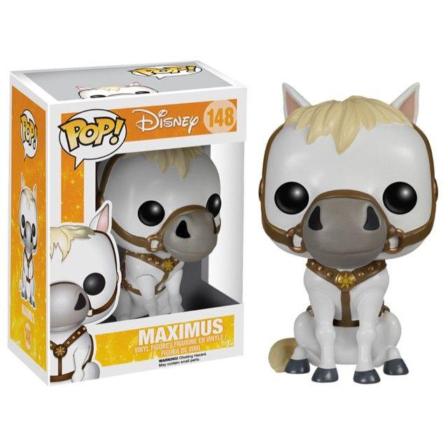 La figurine pop Maximus en détails : notez, commentez et parlez de Maximus avec les autres membres. Où acheter ou trouver la figurine Maximus de la collection Raiponce le film.