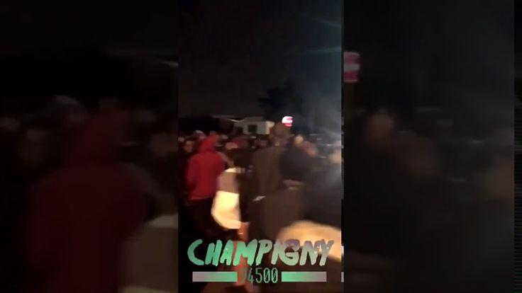 Une policière tabassée au sol : à Champigny, le réveillon du Nouvel An d...