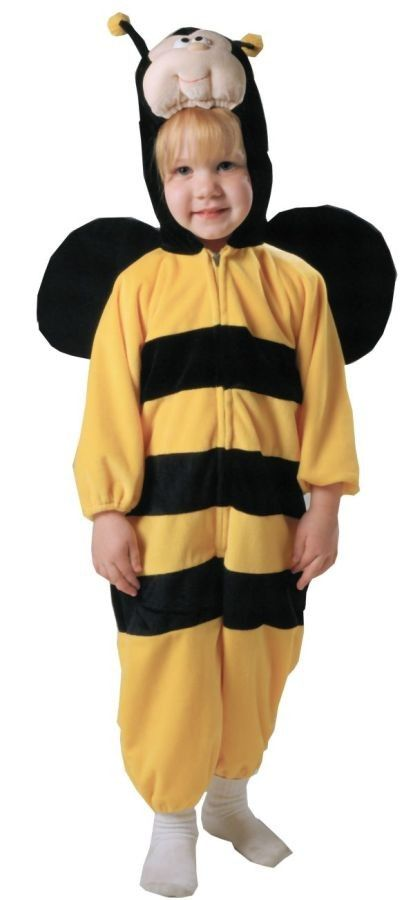 Bumble Bee Infant / Toddler Costume 1-2