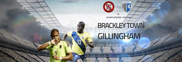 Brackley Town – Gillingham İngiltere #FACup'ta ilk maçta berabere kalarak ikinci maç için sahaya çıkacak olan #Brackley ile #Gillingham karşı karşıya geliyor. İlk maçta taraftarlarını şaşırtan Gillingham bu deplasmandan galip gelerek üst tura çıkabilecek mi. #Bahis severler için #Enyüksekbahisoranları ve maç esnasında #Canlıbahis seçeneklerimiz #Betend'de sizlerele. Brackley Town (3,80) Beraberlik (3,70) – Gillingham (1,75) Bugün: 22.45 http://betend40.com