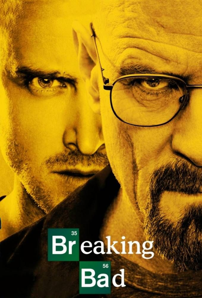 Breaking Bad - honestly one of the greatest television shows I've seen (next to Battlestar Galactica of course)