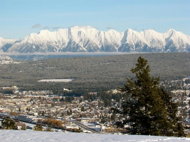 Cranbrook (BC) Canada  city photos : Cranbrook bc our home town and the steeples in the background. | Our ...