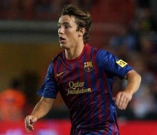foro azulgrana/blaugrana: ¿Jordi Alba al Barça? Esperando a Alex Grimaldo