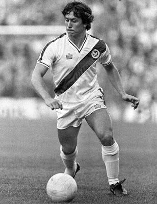 Crystal Palace's Kenny Sansom