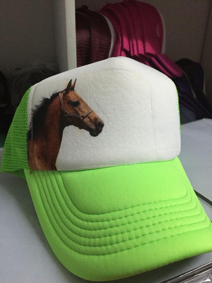Gorra Caballo #horses #cap